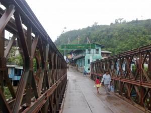 Hranice mezi Indií a Barmou