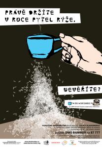 Právě držíte v ruce pytel rýže. Nevěříte?
